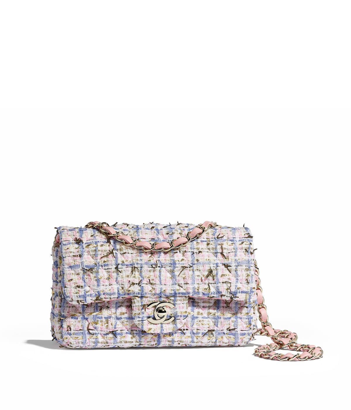 ec8f7044 Handbags of the Cruise 2018/19 CHANEL Fashion collection : Mini Flap ...
