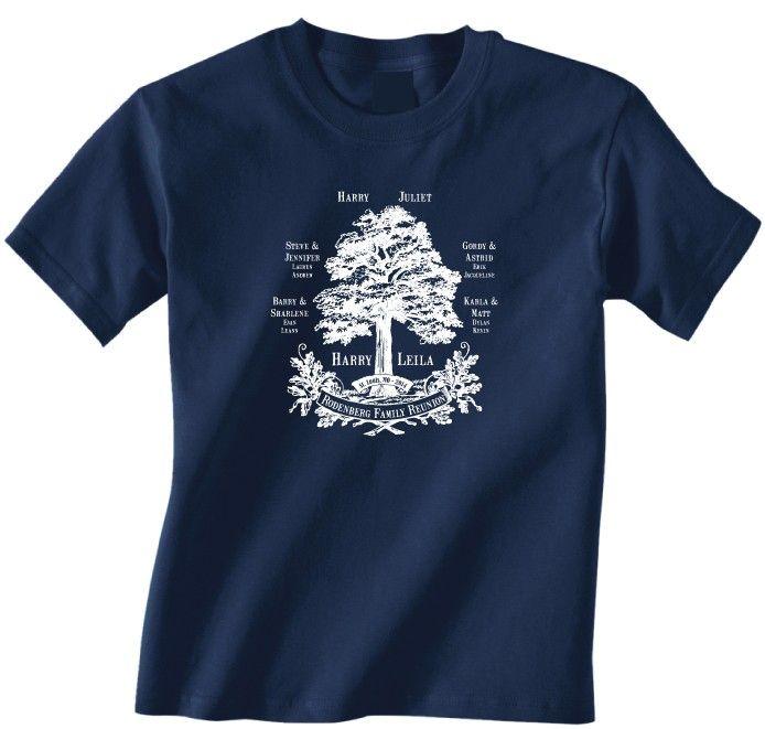 classic family reunion t shirt design - Family Reunion T Shirt Design Ideas