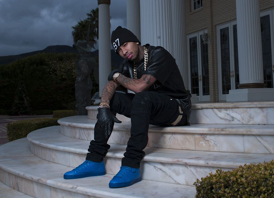 new concept a9b61 849c9 Tyga x Reebok Classics T RAWW Officially Unveiled