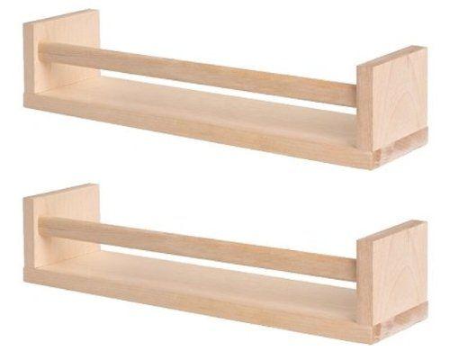 Wooden Spice Rack Wall Mount Cool Ikea Bekvam Wooden Spice RackOrganizer In Birch 60pack IKEAhttp