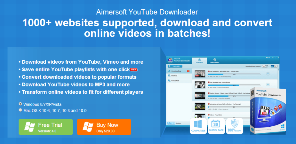 Reviewaimersoft youtube downloader and iskysoft pdf editor plus greeting card factory deluxe 11 offers more than just cards m4hsunfo