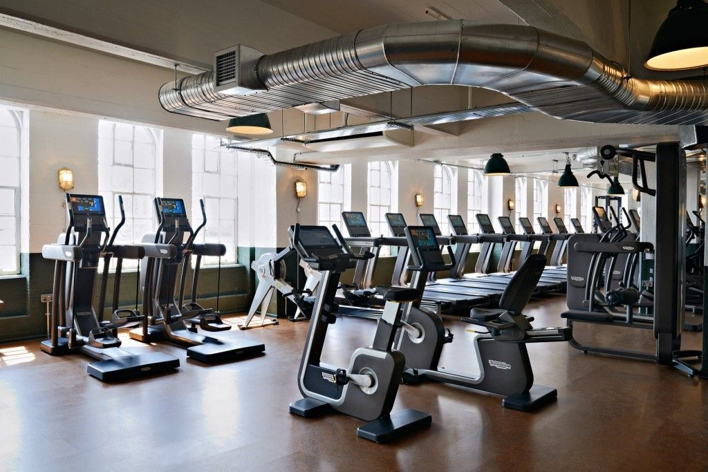 80   Shoreditch House Gym  Exercise and