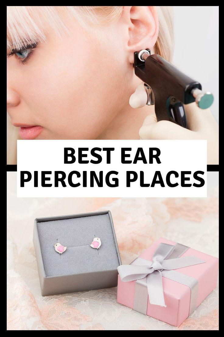 Best ear piercing places near you ear piercing places