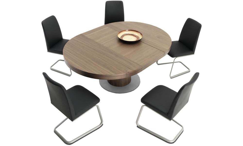 Kihuzhato Etkezoasztalok Granada Asztal Kiegeszito Asztallappal In 2020 Extendable Dining Table Modern Extendable Dining Table Modern Extension Table