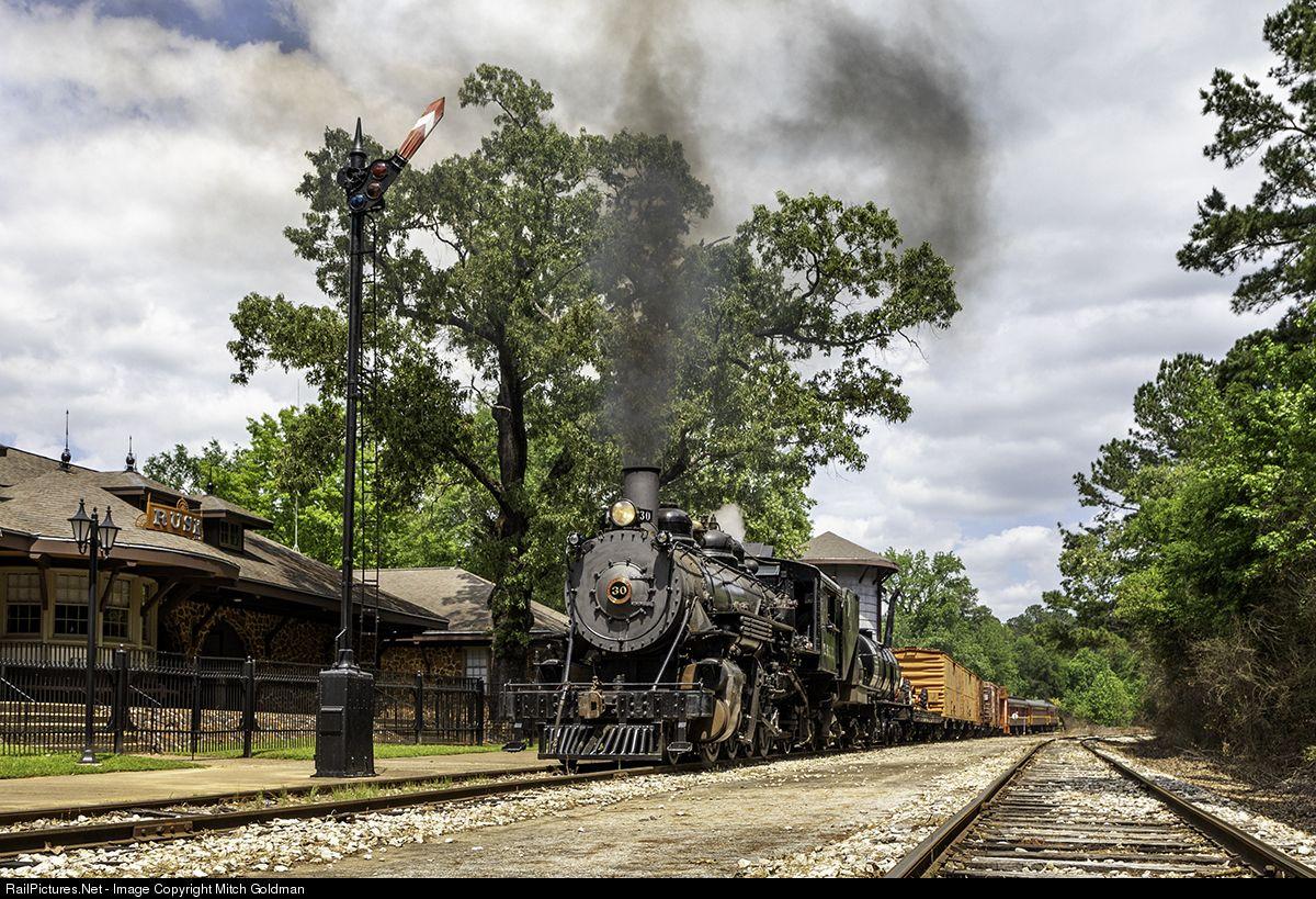 RailPictures.Net Photo: TSRR 30 Texas State Railroad Steam ...