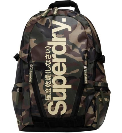Collection · Superdry Sac Classic Tarpaulin Backpack ...