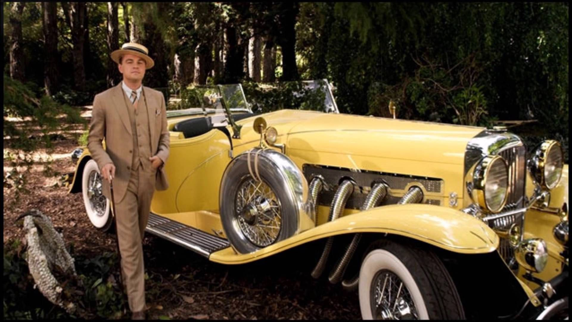 The Great Gatsby Quot Cars Of The 1920s Youtube The Great Gatsby