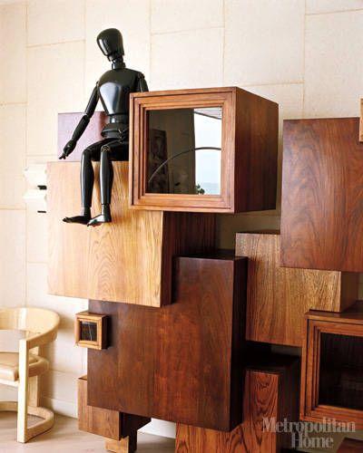 Kelly Wearstler Beach House: Kelly Wearstler's Ultra-glam Beach House