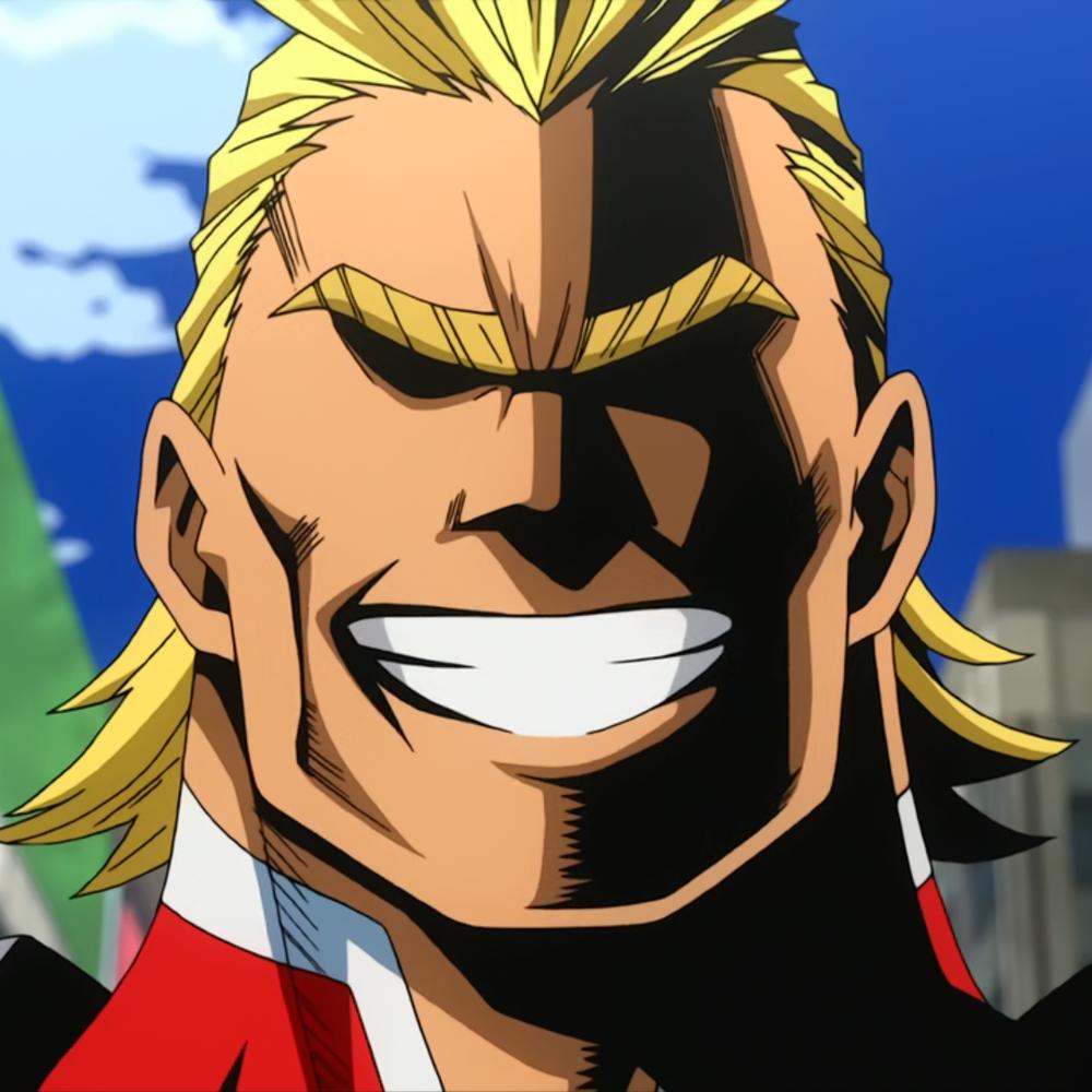 Toshinori Yagi/Image Gallery My Hero Academia Wiki