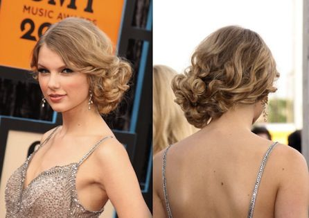 5 Best Celebrity Updo Hairstyles Hair Styles Taylor Swift Hair Long Hair Styles