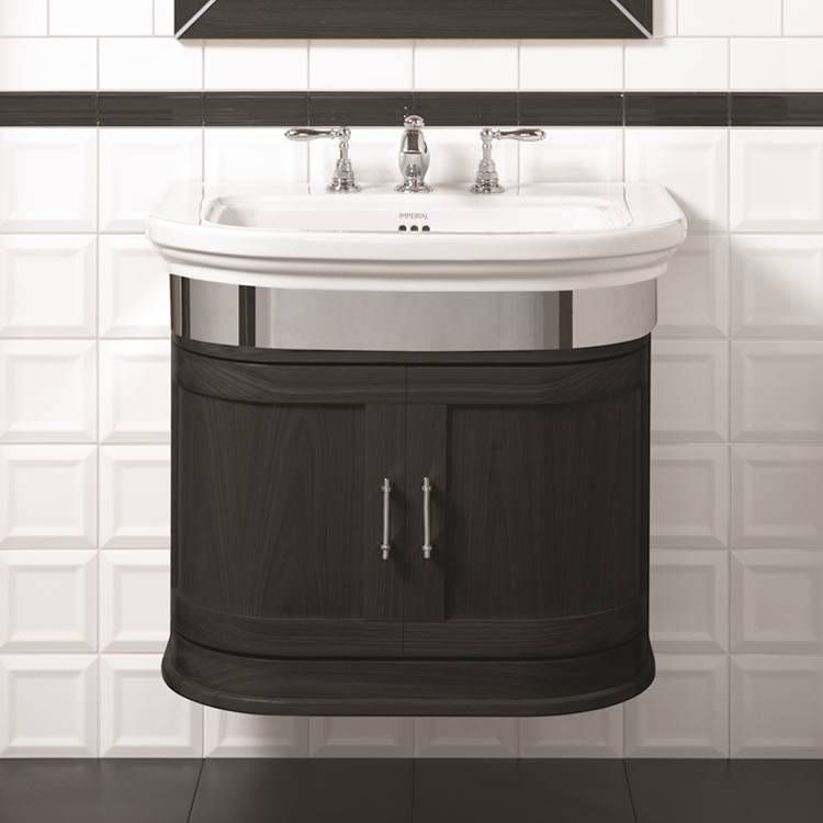 Picture Collection Website Imperial Carlyon Thurlestone Wall Hung Vanity Unit