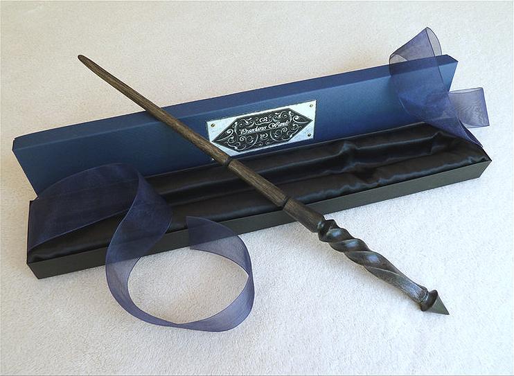 lime wood wand HP