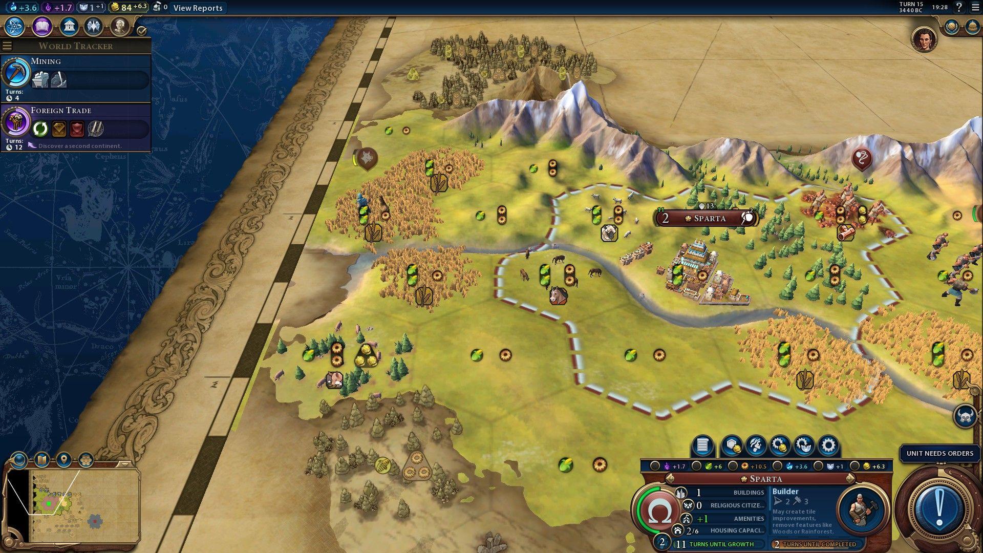 Weird map bug? #CivilizationBeyondEarth #gaming #Civilization