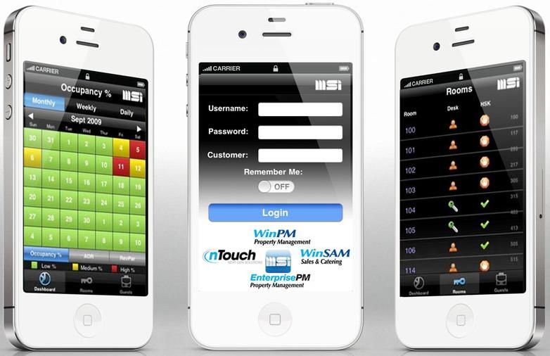 Hospitality apps with the festive season around and plans