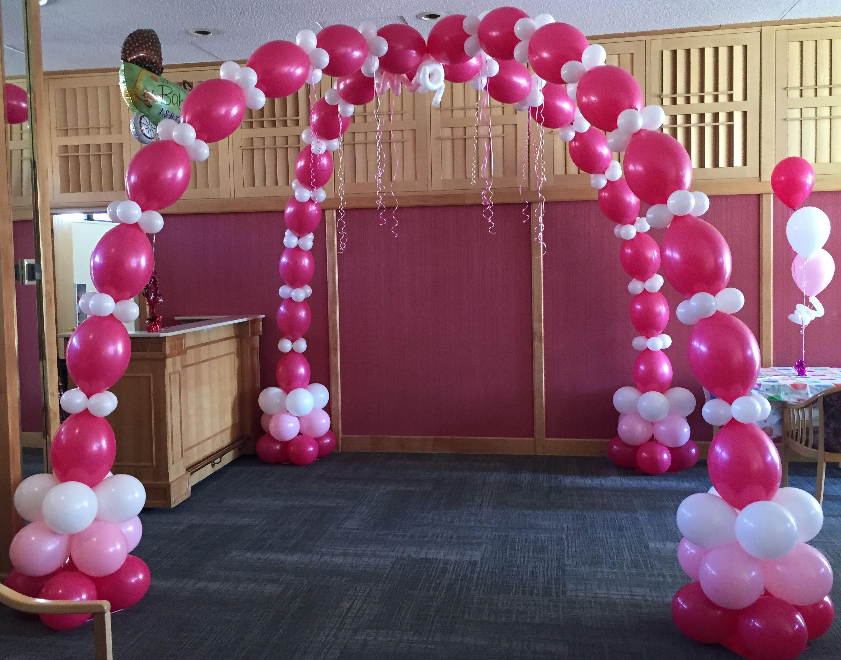 pincinthya orozco on decoraciones con globo   pinterest