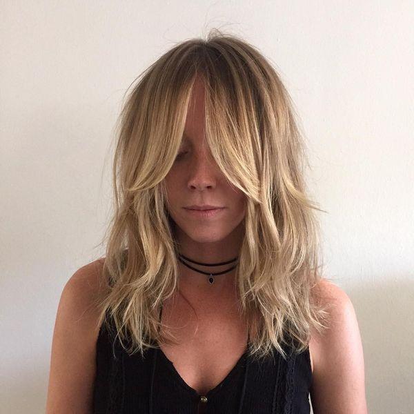 Shaggy haircut on the thin hair | Lovely Locks | Pinterest ...