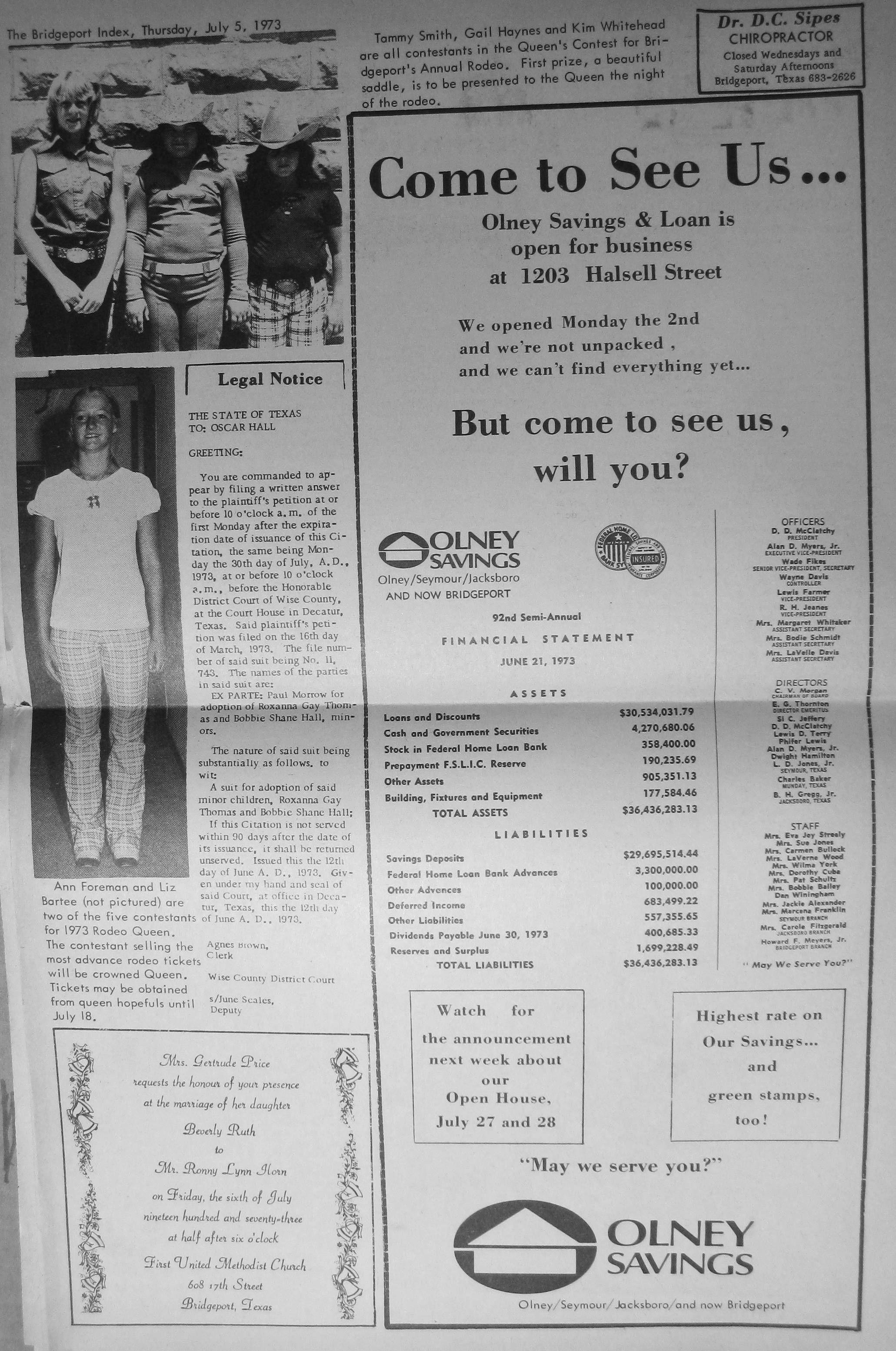 http://www.wisecountytexas.info/bridgeportindex/images/1973/1973-07-05-pg20.jpg