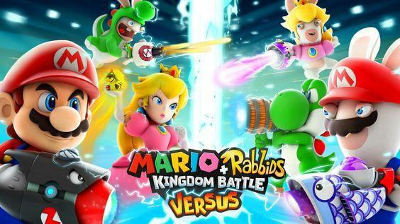 Pin De Nickbros Em Mario Rabbids Kingdom Battle