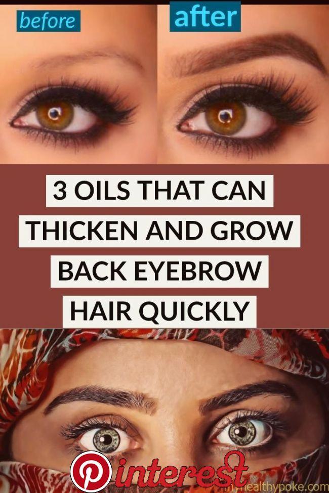 Beauty Hacks | Perfect eyebrows, How to grow eyebrows, Fix ...