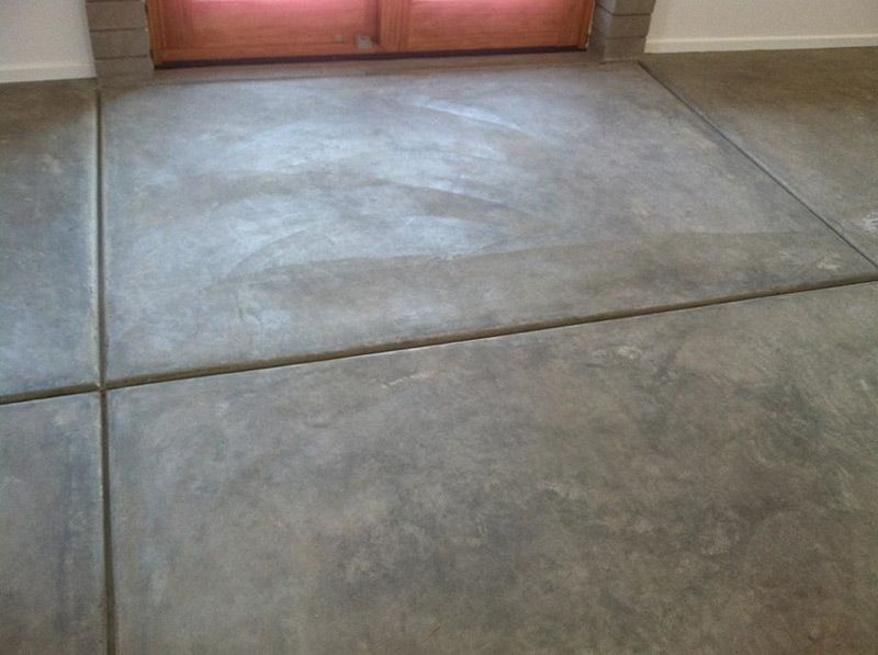 how to clean cement floor tiles thefloors co