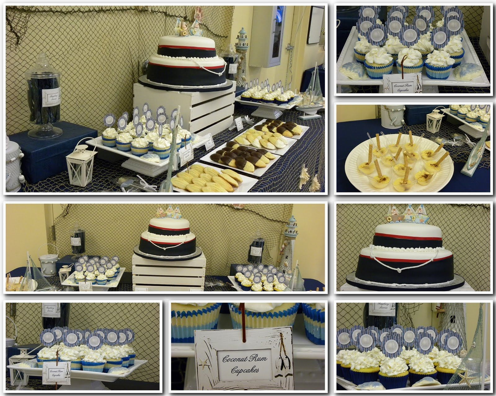 Nautical Decorations For Baby Shower | Cakes By Eve: Nautical Themed Baby  Shower