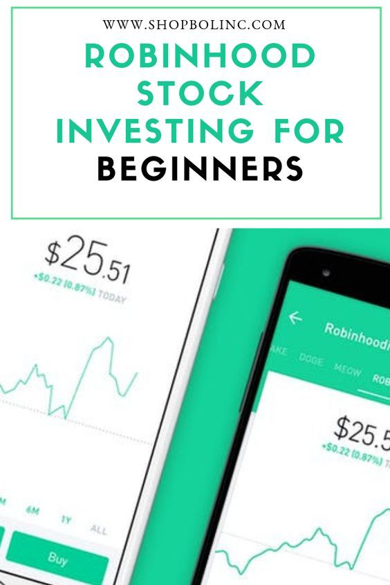 Robinhood Stock Investing Free Stock With Sign Up Investing In Stocks Investing Budgeting