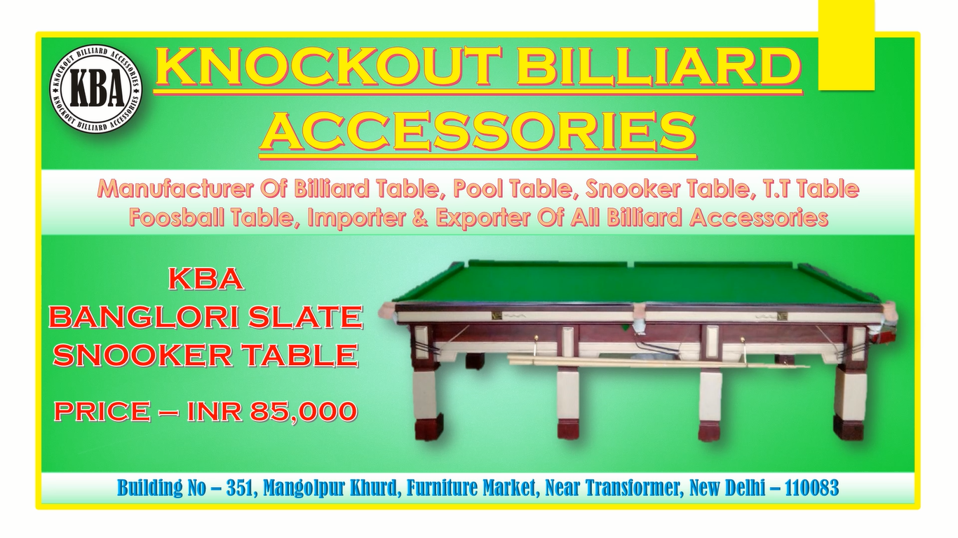 Pin By Knockout Billiard Accessories On Snooker Billiard Accessories Snooker Table Snooker