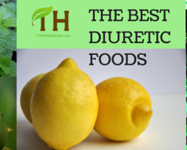 An article that sets out all the best diuretic foods out there