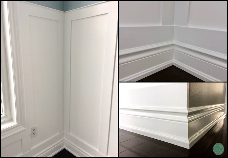 Wainscoting Around Windows How To Install Wainscoting Around Windows Wainscoting On Interior Wall Corn Wainscoting Styles Faux Wainscoting Wainscoting Height