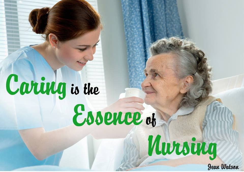 nursing is caring All of these roles show a great deal of caring the nurse shows their commitment  and dedication to their patients by providing the best nursing care possible.