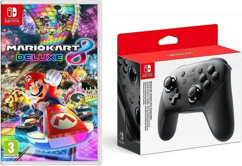 32 Off Mario Kart 8 Deluxe Switch Pro Controller Nintendo