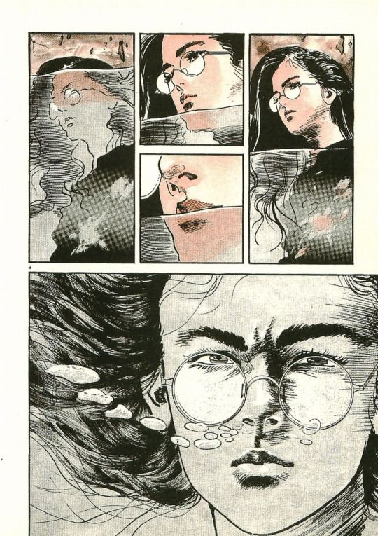 Art by IKEGAMI Ryoichi (池上遼一 ), and story by KOIKE Kazuo (小池一夫), Crying Freeman / Cryingフリーマン