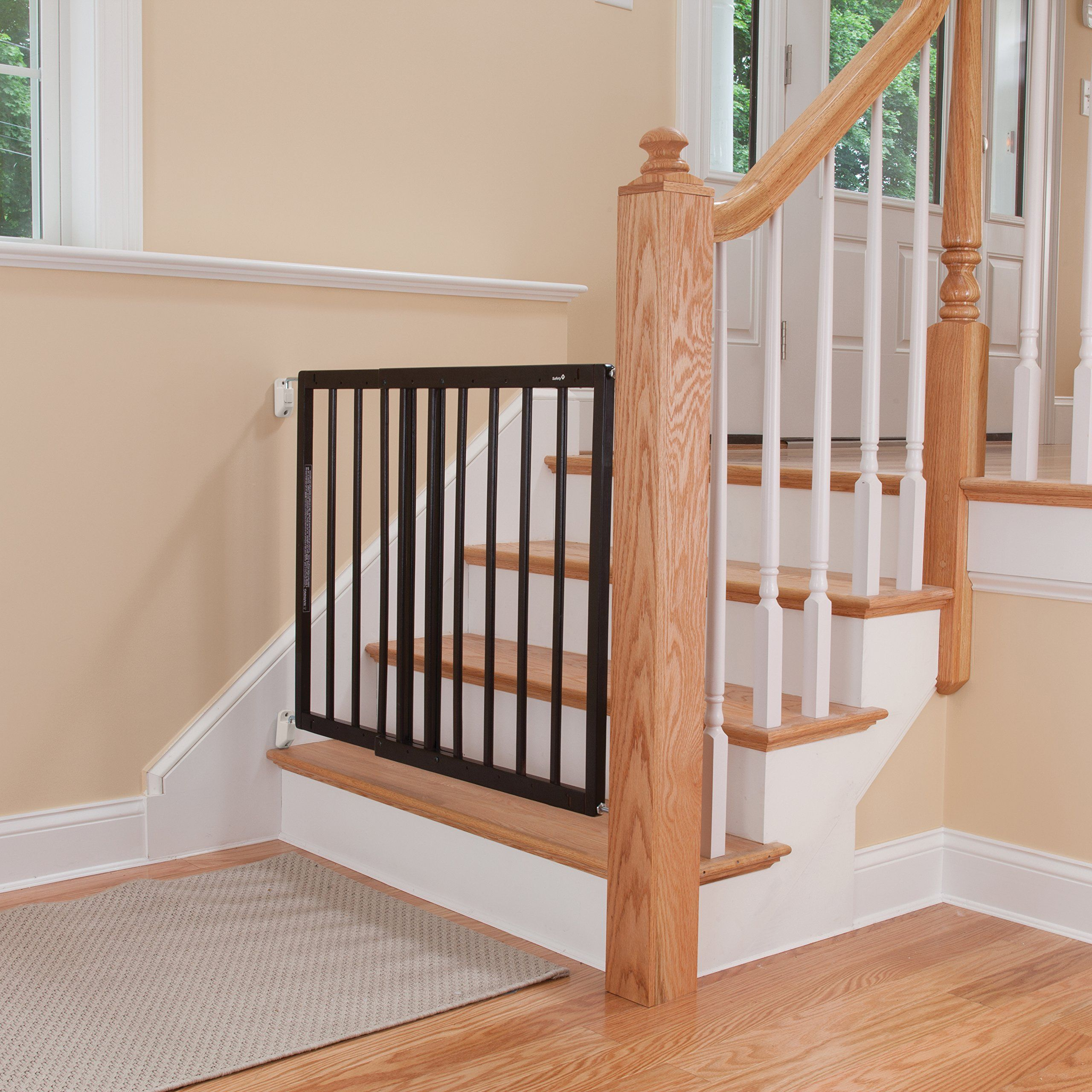 AmazonSmile Safety 1st Top of Stairs Decor Swing Gate