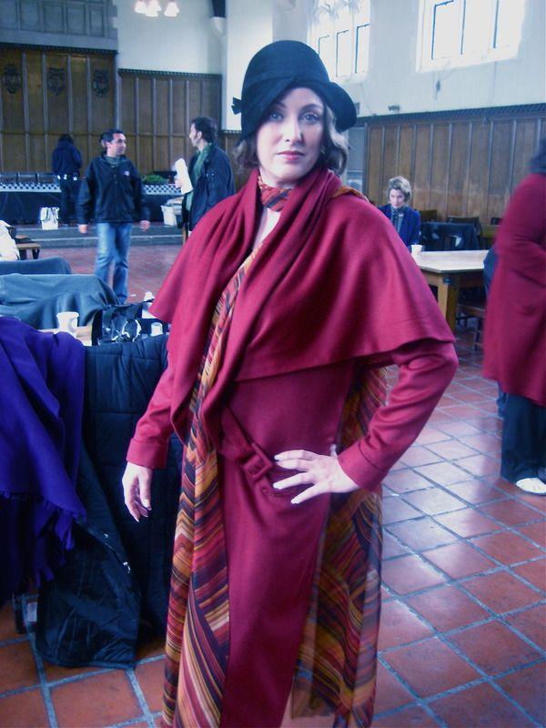 Virginia Madsen, (2009) Amelia