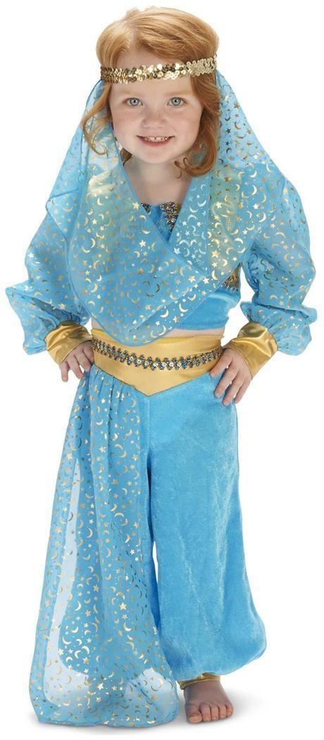 Girls Mystic Genie Toddler Costume - 2T - 4T in $13.79  sc 1 st  Pinterest & Girls Mystic Genie Toddler Costume - 2T - 4T in $13.79 | kids ...