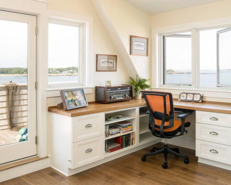 Remarkable Built In Corner Desk Ideas Built In Corner Desk Home