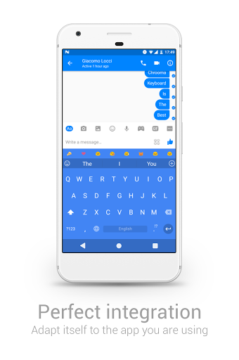 Pin on Download android games Chrooma GIF Keyboard v4.6.4
