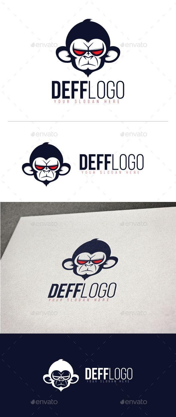Angry Monkey Logo