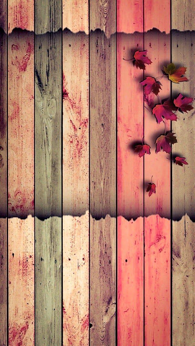 Iphone Wallpaper Autumn Fall Tjn Papeis De Parede Para Iphone