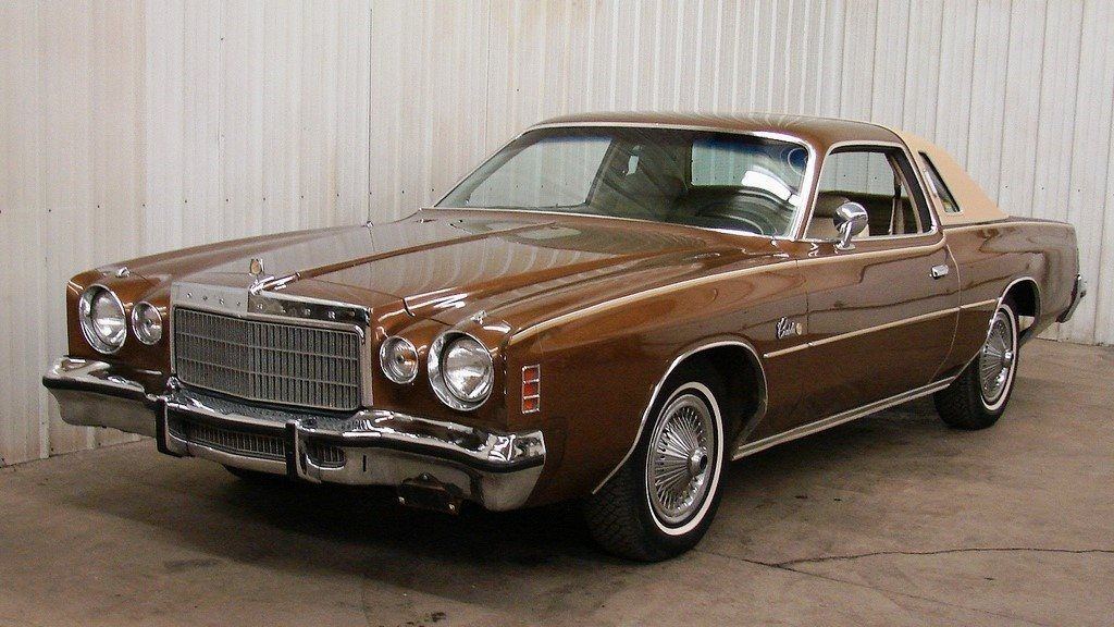 1975 Chrysler Cordoba Cars Pinterest Cordoba, Cars