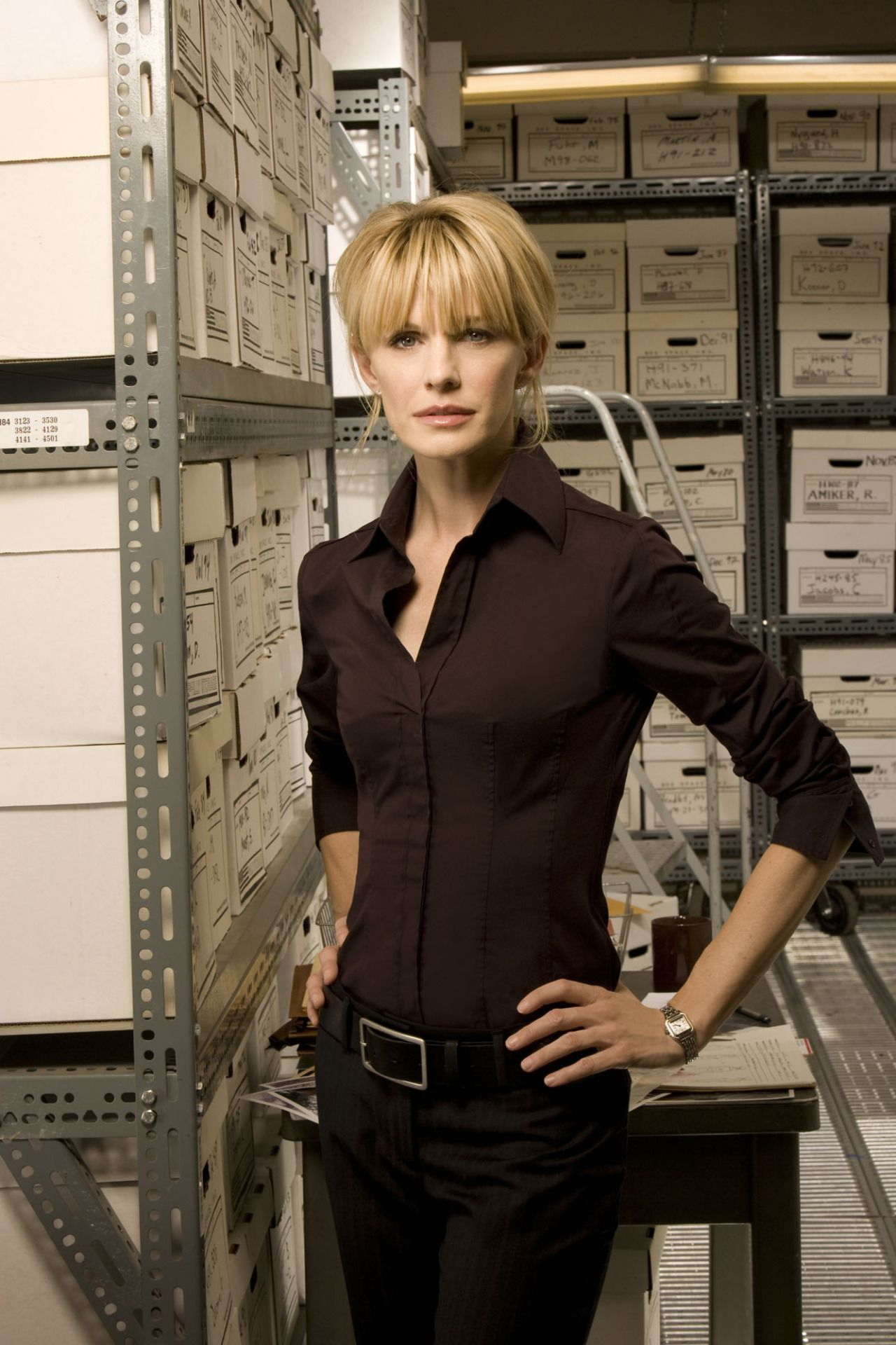 Cold Case - Lilly Rush | Cold case | Kathryn morris, Cold