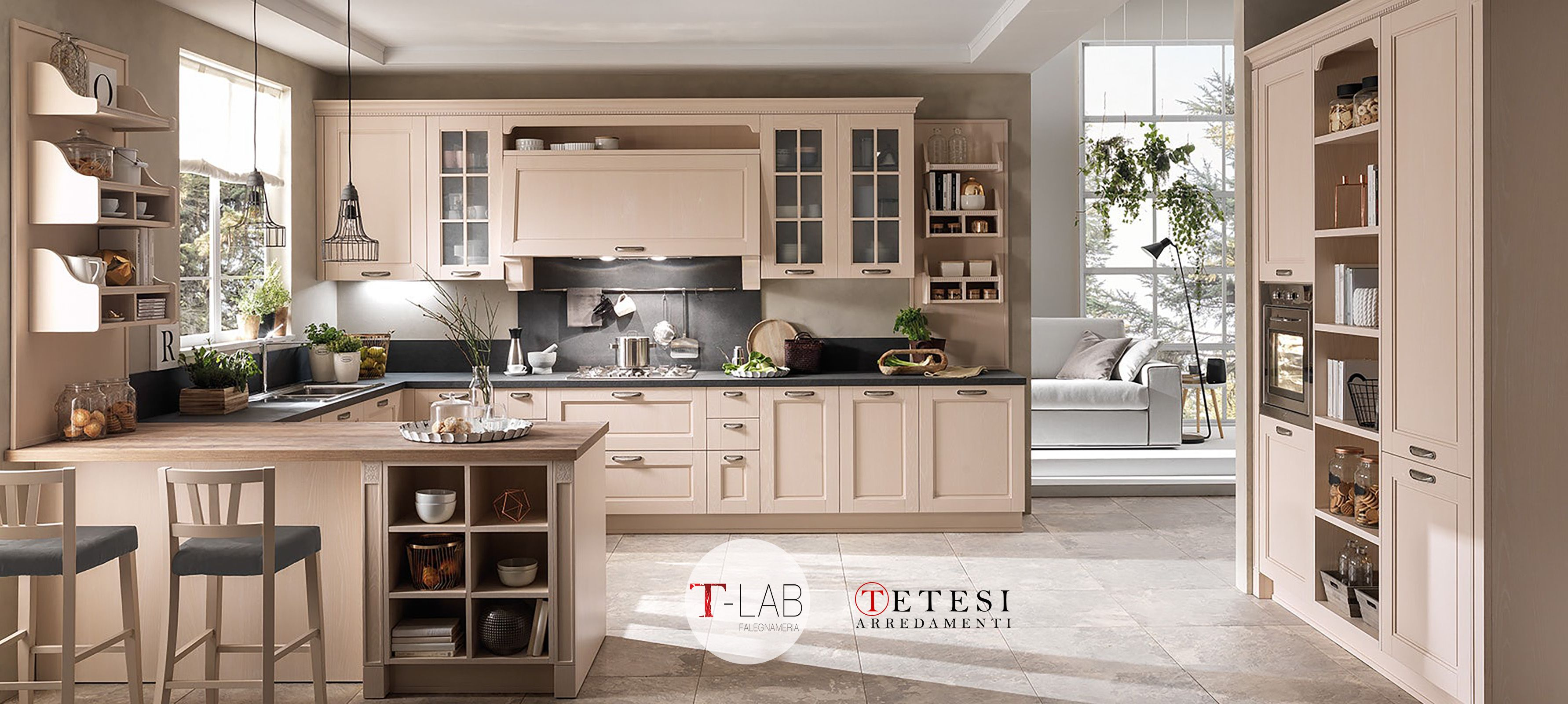 Tetesi Arredamenti Art Innovation Le cucine TLAB ...