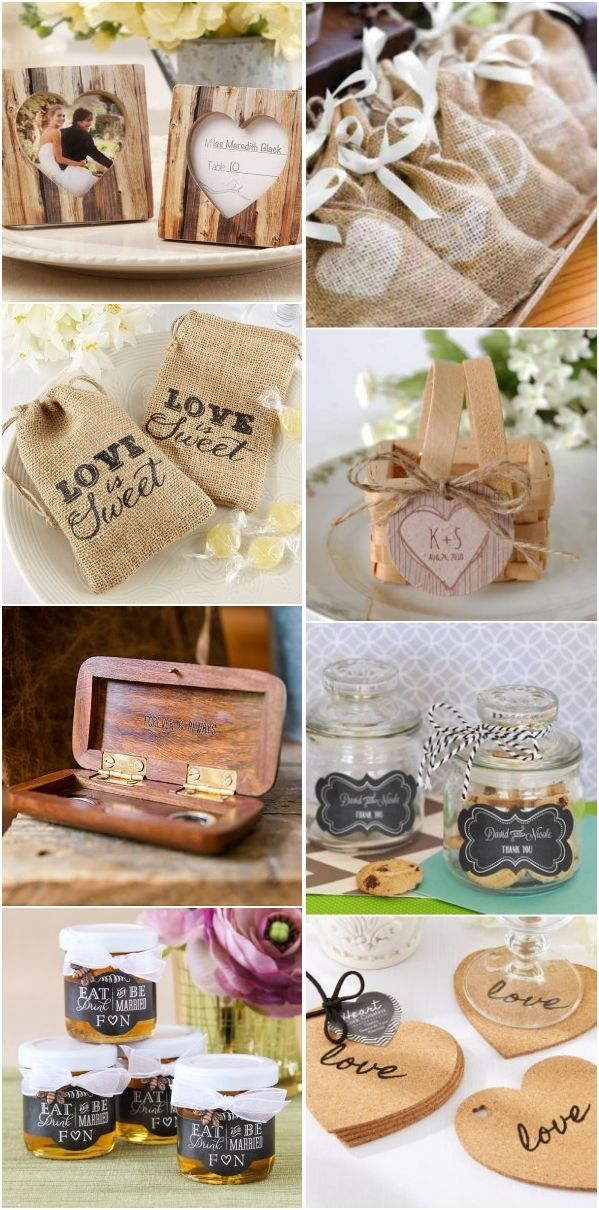 Rustic country wedding ideas - rustic wedding favors #ad | Country ...