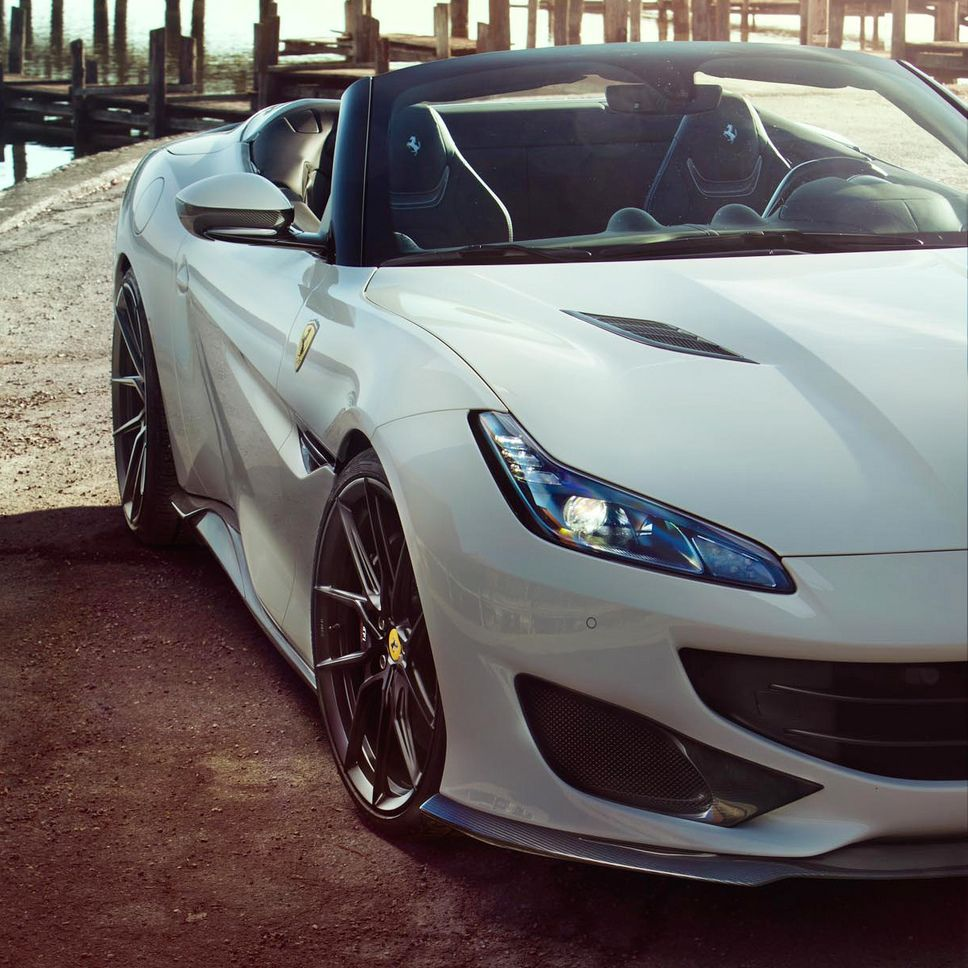 Maserati Portofino: New Program Released By Novitec X Vossen Ferrari Portofino