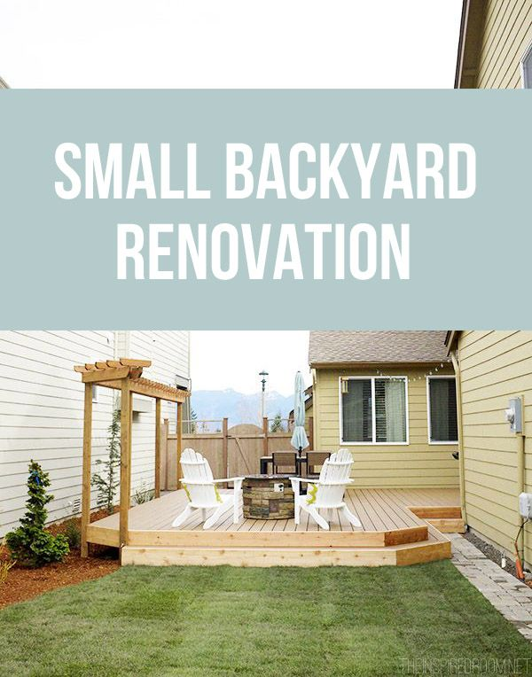 Backyard Renovation Ideas garden design with landscaping landscaping ideas apply for backyard makeover with house garden from landscapingg A Small Backyard Renovation And Deck Addition