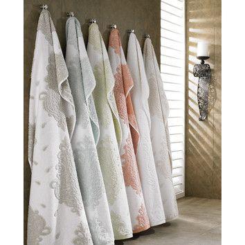 Kassatex Fine Linens Roma 6 Piece Towel Set $71.99