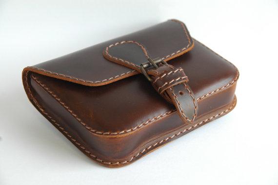 Oil Tan Leather Belt Bag Leather Belt Bag Leather Hip Belt Bag Festival Belt Sac De Ceinture Bijoux En Cuir Ceinture Cuir
