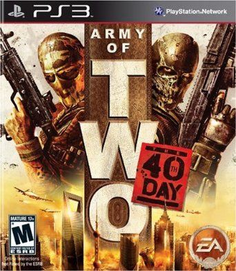 The Army Of Two Is Back A Carefully Orchestrated Series Of