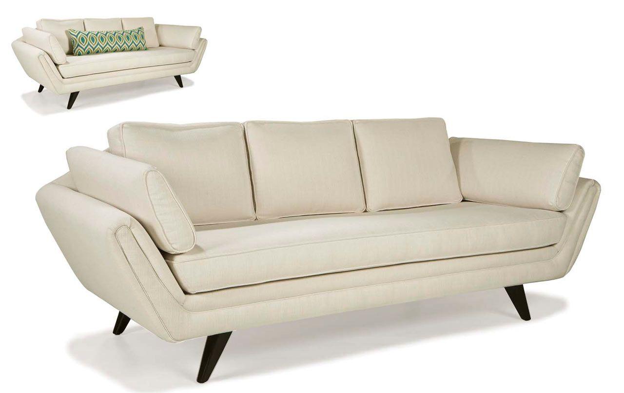 Modern Sofa Walnut Avenue 62 Younger