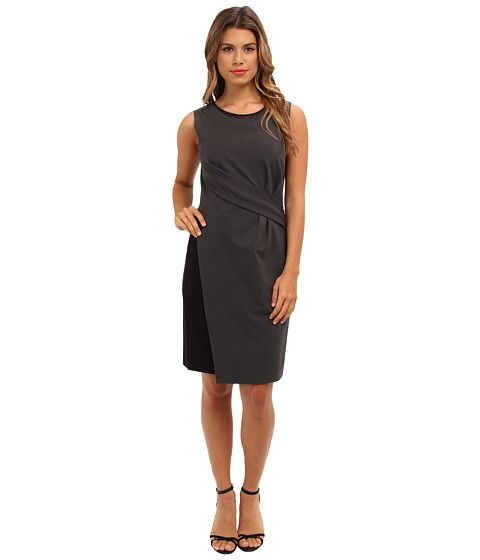 Elie Tahari Elie Tahari  Bennett Dress BlackMetal Wire Womens Dress for 174.99 at Im in!